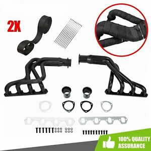 Manifold Exhaust Header For 1969 1979 Ford F 100 Pickup Truck 5 0l 302ci V8