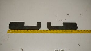 Skid Steer Bobcat Style Quick Attach Lower Mount 3 8 Thick Bucket Attachment