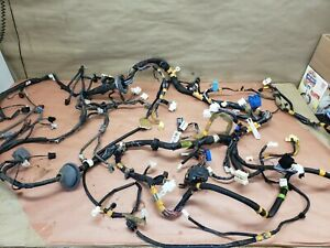 01 02 Manual Mazda Miata Main Wiring Harness Nc73 67 010c 2001 2002