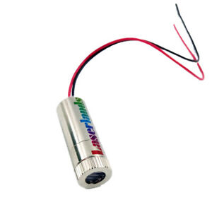 12 35mm 20mw 830nm Ir Infrared Line Focusable Laser Module Lazer Diode 3 5vdc