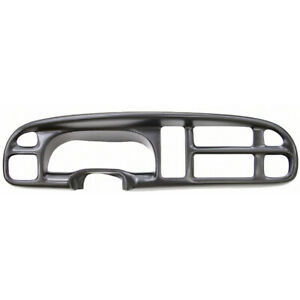 Dcv010003 New Replacement Dash Panel Overlay Fits 1998 2001 Dodge Ram 1500