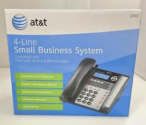 At t 4 line Small Business System 1070 Compatible With 1040 1070 1080