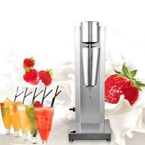 650ml Commercial Electric Milk Shake Machine Blenders Tea Drink Mix Milkshake