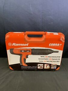 Ramset 16942 Cobra Plus 27 Caliber Semi Auto Powder Actuated Tool Free Ship