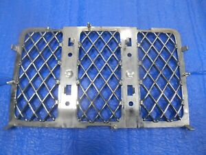 2011 2012 2013 Jeep Grand Cherokee Grill Insert Oem Used Center