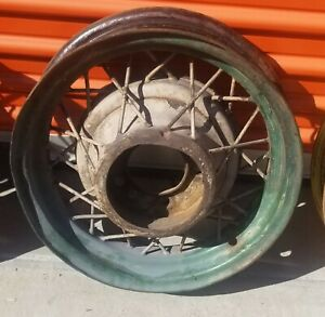 Model A Ford Parts Misc Used