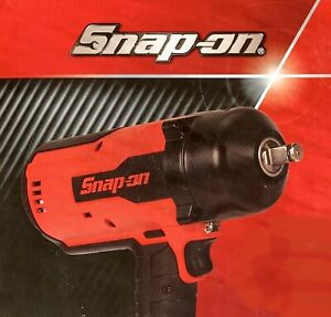 Snap On Ct9075 1 2 Brushless Cordless Impact Wrench 18v Lithion New Tool Only