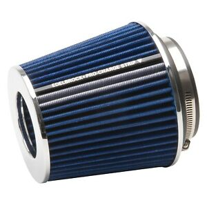 Edelbrock 43643 Air Filter Blue