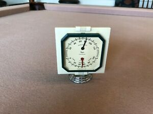 Antique Thermometer 1930s 1940s 1950s Accessory Chevy Ford Mopar Bomb Hotrod