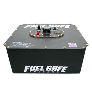 Fuel Safe Ed122b 22 Gal 25 5 X17 125 X13 75 Enduro Cell Complete Fuel Cel New