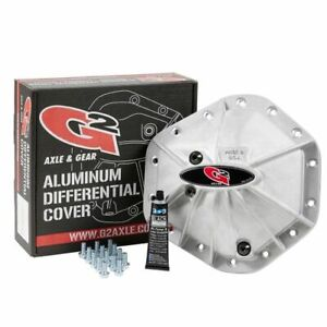 G2 Axle 40 2023al Differential Cover Aluminum For Gm 14 Bolt 10 5 In New