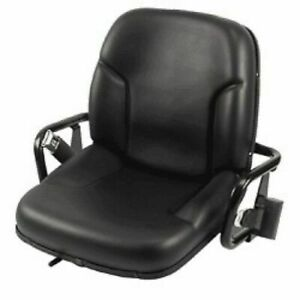 91214 31300 Repl Vinyl Seat For Mitsubishi Forklift Part