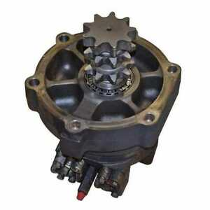 Used Hydraulic Drive Motor Assembly Compatible With Bobcat S250 S220 873 S300