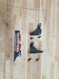 Jeep Tj Wrangler Soft Top Mounting Brackets 1997 1998 1999 2000 2001 2002 26730