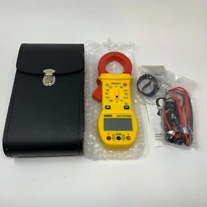 Sperry Instruments Digital Multimeter Dsa 720trms Clamp