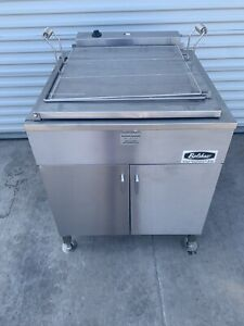 Belshaw Electric Donut Fryer 24x24 Model 624 1ph 240v