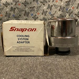 Snap On Cooling System Adapter Ta36gm ta37 And or Tab10036