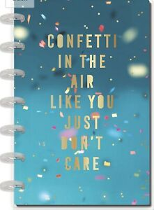 New 2020 2021 The Happy Planner confetti In The Air Mini Vertical Planner