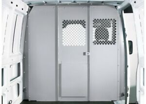 Heavy duty Steel Partition For High Roof Ford Transit Vans By American Van
