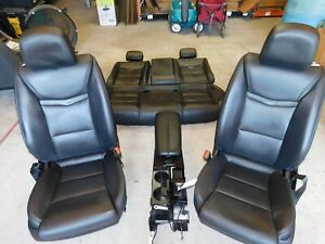 07 08 09 10 11 12 13 14 15 16 Cadillac Xts Front Seats center Console Back Seats