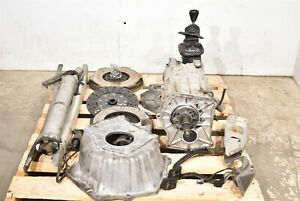 89 96 Corvette C4 Zf 6 Speed Manual Transmission Conversion Swap 53k Aa6631