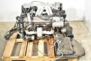 1990 Corvette C4 L98 Engine 5 7 Drop Out Tuned Port Injection Motor 53k Aa6631