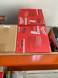 New Milwaukee M12 Drain Snake Cleaning Machine Kit W 5 16 x25 Cable 2571 21