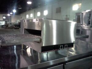 Lincoln Impinger 1301 Conveyor Pizza Oven Used Verified Operational