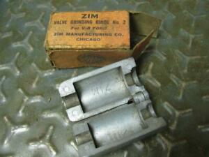 Zim No 2 Valve Grinding Guide Tool Ford Flathead V8