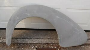 1937 1938 1939 Chevrolet Chevy Metal Left Rear Fender Panel