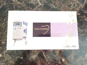 Angelsounds Fetal Doppler Baby Heart Monitor Backlight