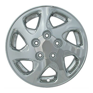 69348 Reconditioned Oem Aluminum Wheel 15x6 Fits 1997 2001 Toyota Camry