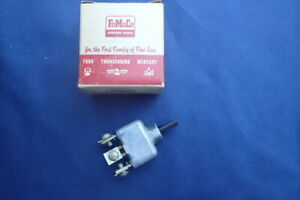 1959 Ford Galaxie Convertible Top Switch Nos B9a 15668 B