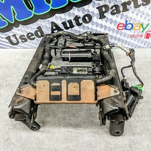 99 04 Jeep Grand Cherokee Driver Side Power Seat Track Memory Heat With Switch