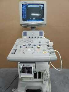 Ge Logiq 3 Expert Ultrasound System With 739l Probe Fully Tested