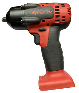 Snap On Cordless Ct8810a 3 8 Impact Wrench Tool Only Full Of Power