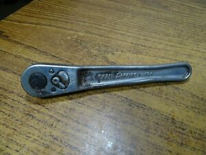Snap On Fv71 3 8 Drive Ratchet Vintage Need Repair