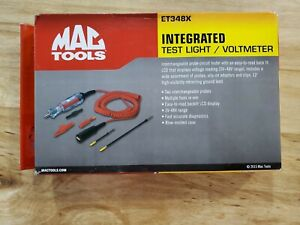 New Mac Tools Integrated Circuit Tester And Voltmeter