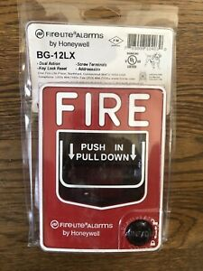 Fire Lite Bg 12lx Honeywell Fire Alarm New