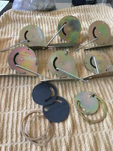 1962 Vintage Thermostat Electric Choke Parts Lot Holley 1962 Cadillac Gm