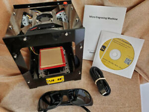 Mini Usb Laser Engraver Carver Engraving Machine