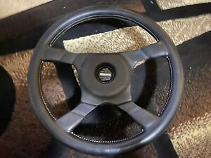 Vintage Momo Superior Steering Wheel Italy