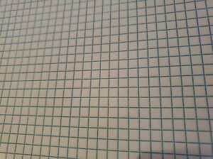 Graph Paper Notebook Quad Ruled 100 Sheets Book Spiral Grid 4 Sq Per In 8 5 X 11