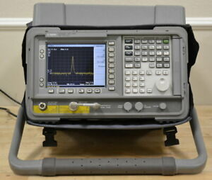 Agilent Keysight E7402a Emc Spectrum Analyzer 100hz 3ghz Fully Loaded W tracking