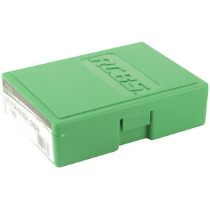 Rcbs Die Storage Box Green $6.43