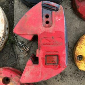 Mccormick Stamped Tractor Suitcase Weight 45kg 100 Lb Part 413308a1
