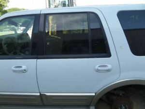2003 2004 2005 2006 Ford Expedition Driver Left Rear Side Door Electric White