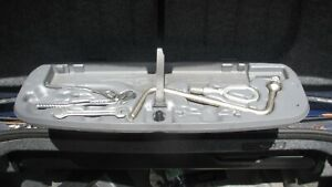 E46 Bmw Trunk Tool Kit Set Oem 2001 2006