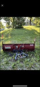 Western Full Size Hydraulic Snow Plow Local Pickup Only