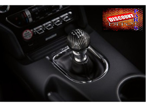 2015 2020 Ford Mustang Carbon Fiber Shift Knob Factory Genuine Accessory